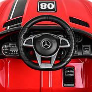Детский электромобиль Mercedes AMG M 4105EBLR-3 Красный Гарантия качества Быстрая доставка, фото 6