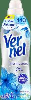 Кондиционер - ополаскиватель для белья Vernel Fresh Control, 800 ml.