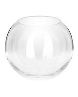Ваза стекло шар (d-10см/h-8см) mzX045
