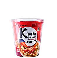 Лапша быстрого приготовления Кимчи Рамен Kimchi Nong Shim 75 г, фото 1