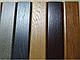 Наличник пластиковый Plint 70х2200 мм (Орех Тёмный, Польша, легкий монтаж), фото 3