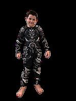Детский компрессионный Комплект 3 в 1 Venum Gladiator 3.0 (Рашгард, шорты, тайтсы)