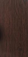Наличник пластиковый Plint 70х2200 мм (Орех Тёмный, Польша, легкий монтаж)