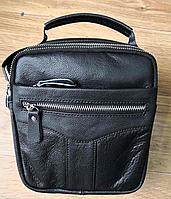 Стильна чоловіча сумка через плече / Стильная мужская сумка через плечо