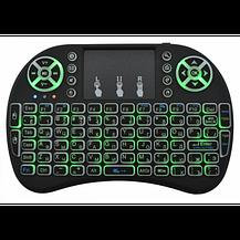 Беспроводная клавиатура с тачпадом и подсветкой Backlit, фото 3