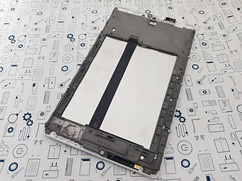 Дисплей Alcatel Pixi 9022X модуль в сборе белый Сервисный оригинал з разборки