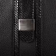 Классическая женская кожаная сумка DESISAN, SHI1521-2-FL, фото 5