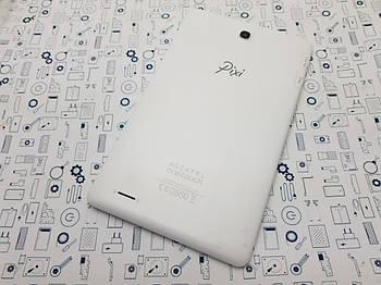 Крышка Alcatel Pixi 9022X белая Сервисный оригинал с разборки