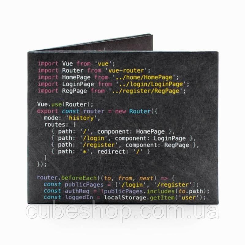 Кошелек Paper Ninja JavaScript