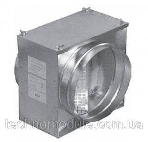 Фільтр-бокс вентиляційний касетний ФККД 200 з фільтром