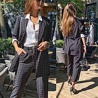 Женский модный костюм (2 цвета), фото 1