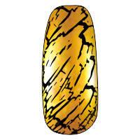 NE-6T Трескающийся лак для ногтей № 6 (золото)