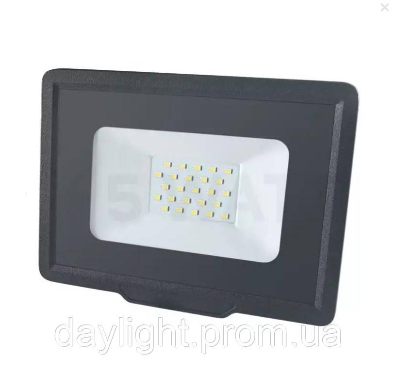 Прожектор світлодіодний 20W 6200k 1800lm Biom