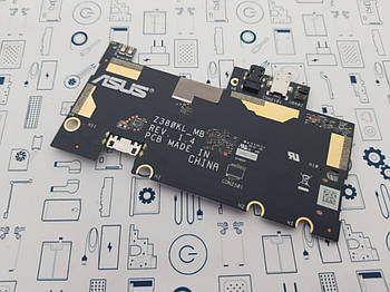 Материнская плата Asus Z380KL LTE 16Gb оригинал с разборки (100% рабочая)