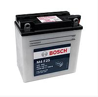 Мото Аккумулятор BOSCH M4 F25 YB9-B 12v 9Ah 80A