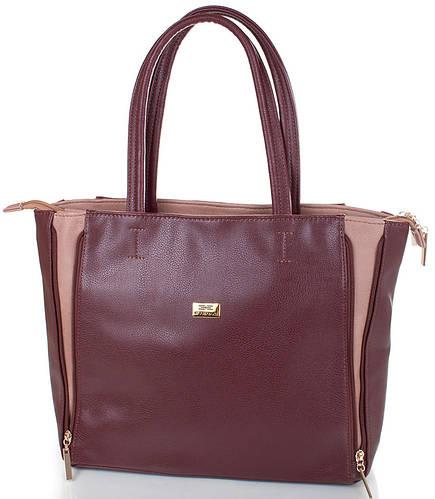 Элегантная женская сумка из качественного кожезаменителя ETERNO, ETMS35229-17