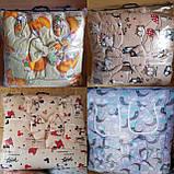 Детский комплект в кроватку 9в1 Мишки спят, комплект в кроватку, набор в кроватку, фото 4