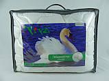 "Одеяло VIVA ""Лебяжий пух"" полуторное, 142х210, микрофибра белая, фото 6"