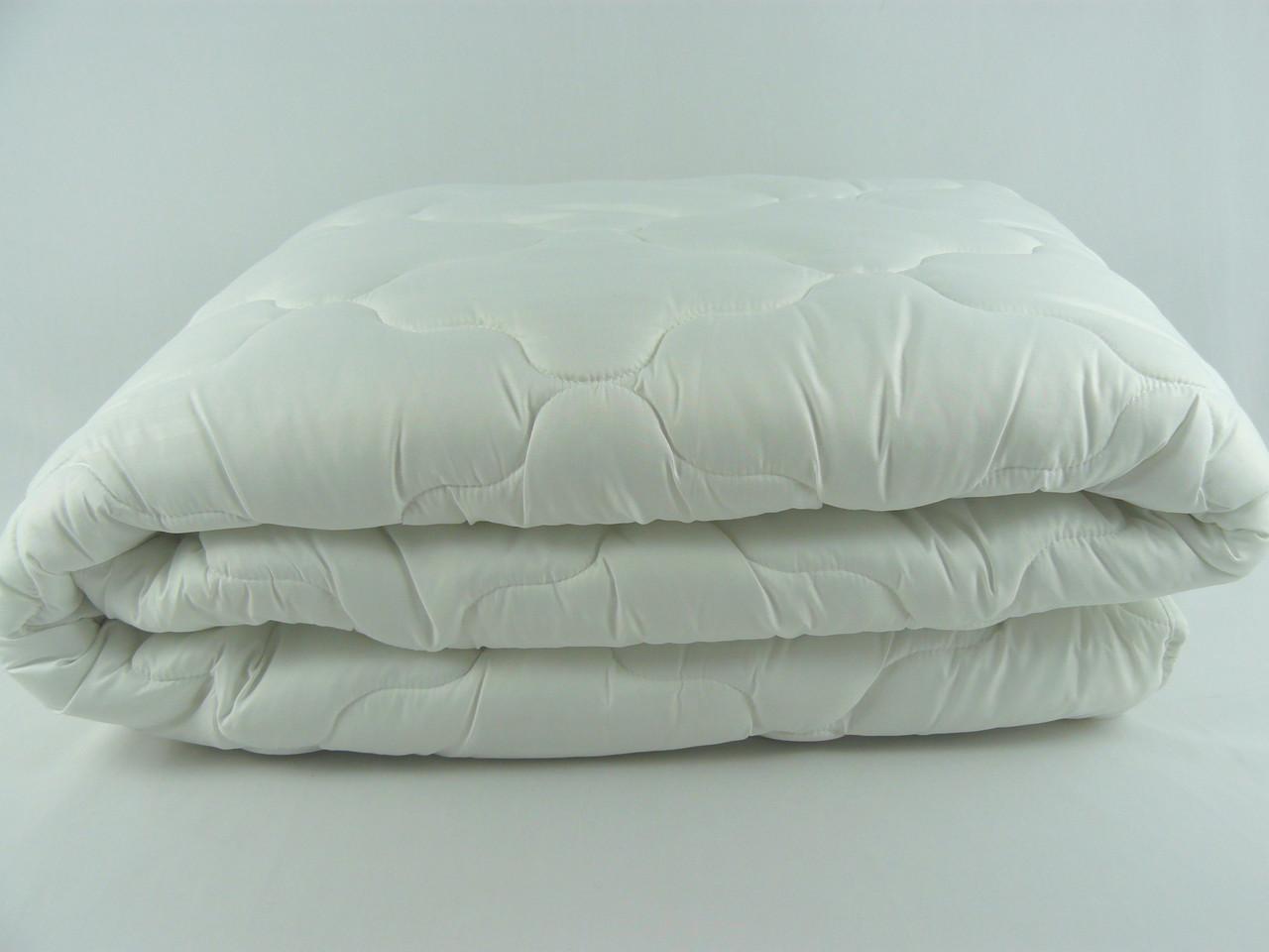 "Одеяло VIVA ""Лебяжий пух"" полуторное, 142х210, микрофибра белая"