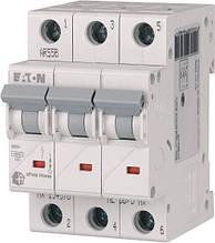 Выключатель автоматический трехполюсный HL-C10/3 Eaton