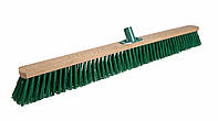 Щётка для уборки улицы (Крепление пластик) зелёный 100см - Golwood, фото 1