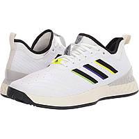 Кроссовки мужские Adidas adizero Ubersonic 3 LTD Белый оригинальные размер 40 (46844432)