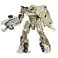 """Робот-трансформер H 604 Праймбот, робот 17 см """"Трейлер военный"""" Play Smart Т, фото 2"""