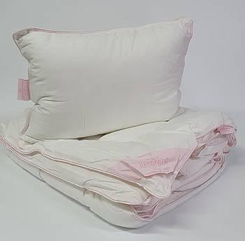 Набор детский Maison D'or Одеяло + Подушка Perrin Pink