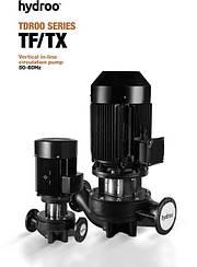 Вертикальный циркуляционный насос TF 32-12,5-21 N 1,5 кВт. 3x400 V