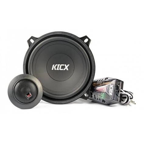 Коаксіальна автоакустика Kicx QR-5.2, фото 2