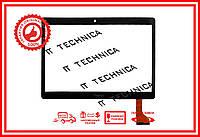 Тачскрін Prestigio Wize PMT3196 3G Чорний
