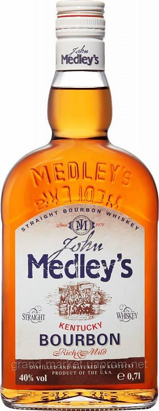 Бурбон John Medley's 0.7 л