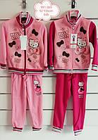 Спортивный костюм 2 в 1 для девочек оптом, Disney, 92-116 см,  № 991-369
