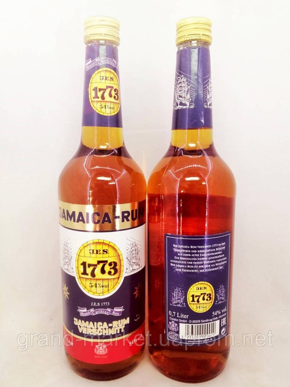Ром Jamaica-Rum 1773 0.7 л