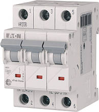 Выключатель автоматический трехполюсный HL-C25/3 Eaton