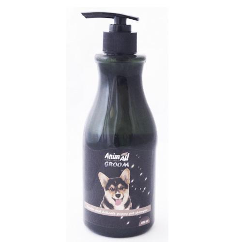 Шампунь AnimAll Groom для щенков всех пород (деликатный уход), 450мл