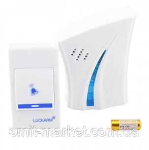 Беспроводной звонок для двери luckarm intelligent, фото 2