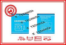 Батарея DOOGEE X5 X5 Pro Li-Polymer 3.8V 2400mAh ОРИГИНАЛ