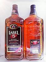 Віскі Label 5 2л