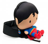 Рюкзак детский Супермен плюшевый BST 105159