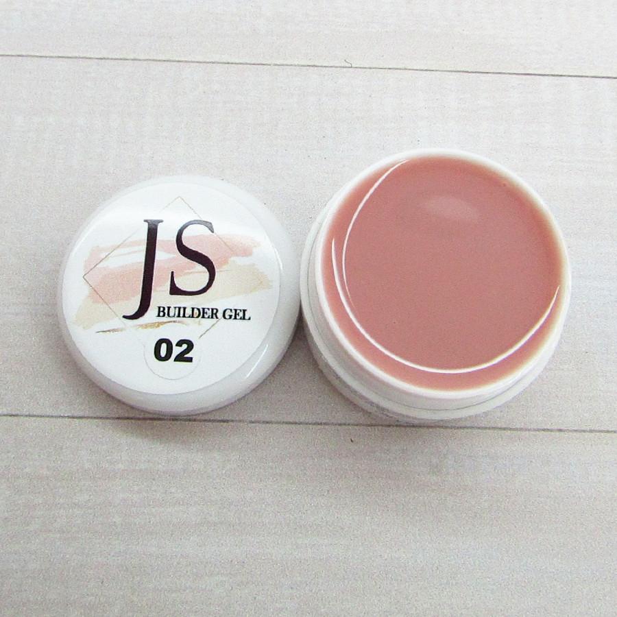 Гель JS 02 (светло-камуфляжный) 50г