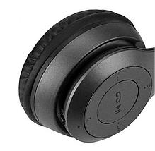 Наушники беспроводные bluetooth microSD Mp3 с плеером / Наушники MDR P47+BT / цвета черный, белый, фото 3