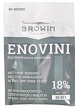 BIOWIN сухие винные дрожжи Enovini для плодово-ягодных вин