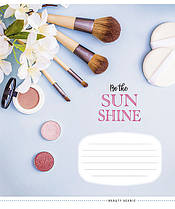 "Тетрадь 24 л. клетка Star ""Be The Sunshine"" 2858/63547, фото 3"