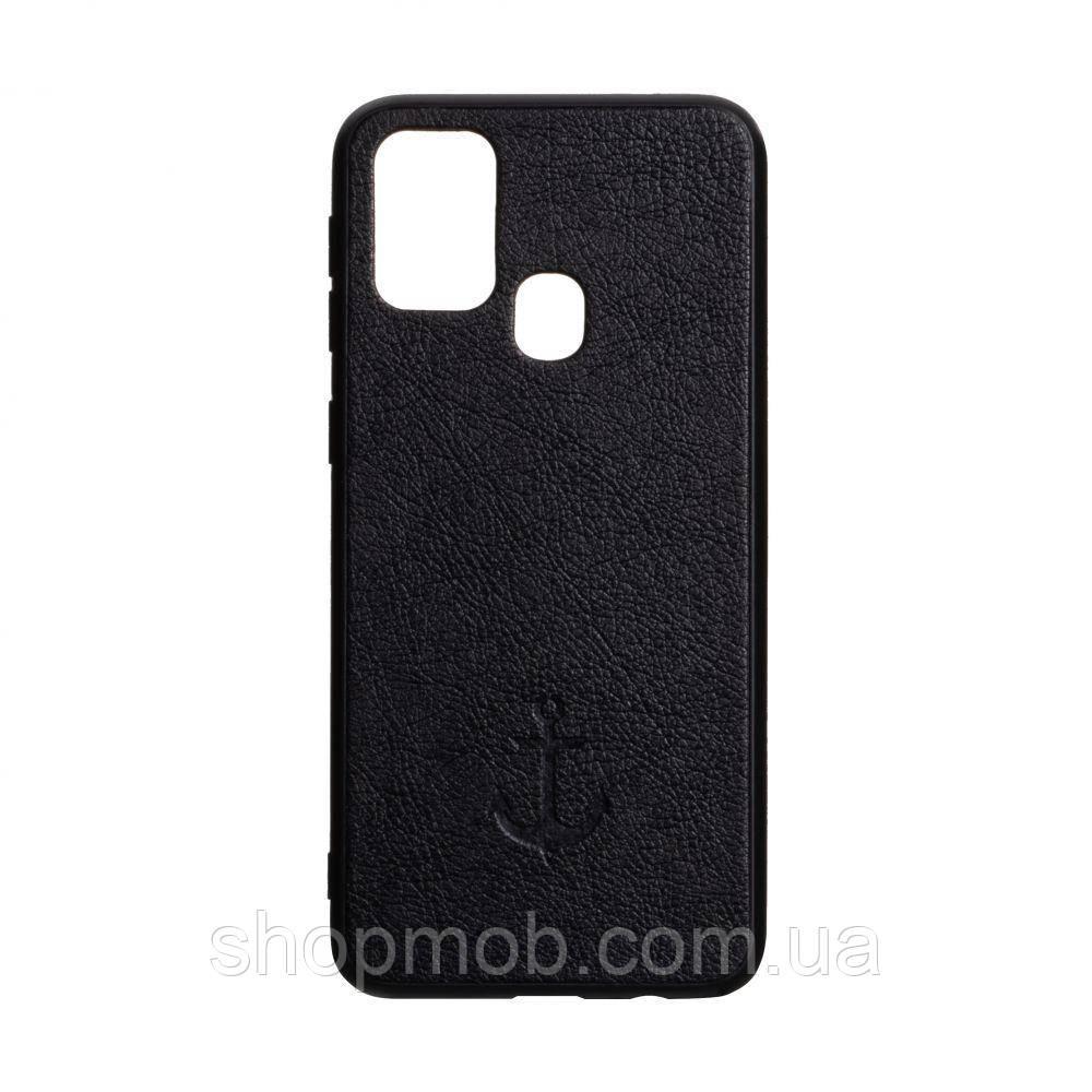 Чехол Anchor for Samsung A21s Цвет Чёрный