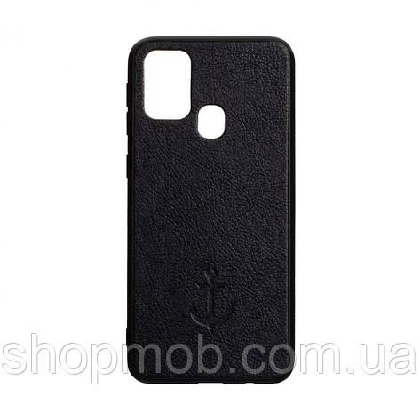 Чехол Anchor for Samsung A21s Цвет Чёрный, фото 2