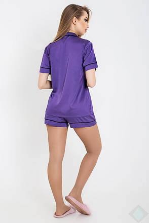 Пижама Марта DONO (DPM2547, филетовый), фото 2
