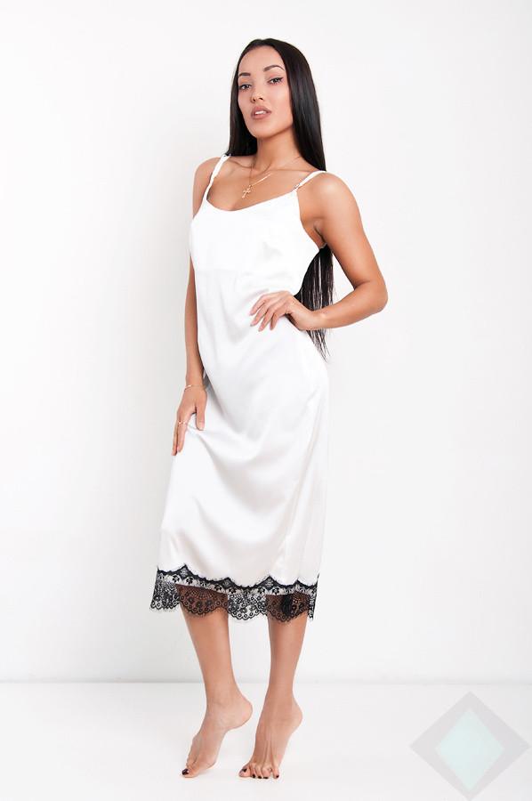 Ночная рубашка Венера midi DONO, белый