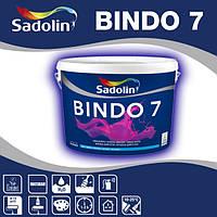 Краска интерьерная SADOLIN BINDO 7 латексная белый, 2.5л