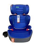 Автокресло универсальное для ребенка,синий, от 15-36 кг. Bomiko Auto XXL 03 Blue